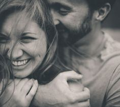 Awww. This engagement shoot is adorable. engagement shoot
