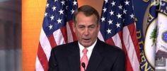 Boehner: Obama should 'pony up' and reimburse taxpayers for 'pathetic' trip [VIDEO]