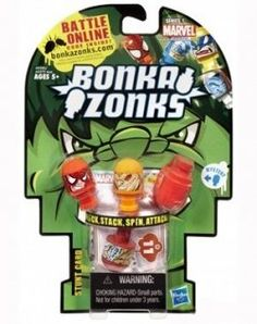 The commercial makes these bonkazonks toys look very cool. I'm not entirely sure if it's supposed to be bonka zonks or bonkazonks but that's ok.    List...