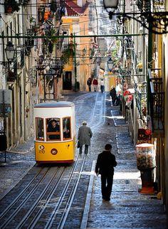 Lisboa, Portugal I love Lisboa~~~~  :)