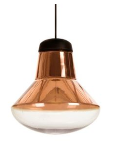 Tom Dixon Blow Light Copper. Love.