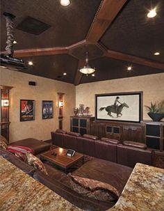Wonderful home theater