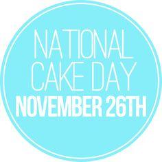 Best Friends For Frosting celebrates National Cake Day:  Orange Chiffon Cake with Italian Meringue Frosting, Rich and Ruffled Chocolate Celebration Cake, Caramel Banana Cake, Key Lime Cream Cake