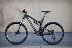 Intense Carbon Carbine with 650b's. Really really want.....