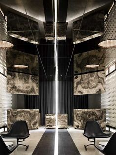 The Standard Hotel, New York by André Balazs.