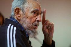 Fidel Castro; Happy Birthday!