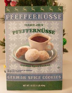 What's Good at Trader Joe's?: Trader Joe's Pfeffernüsse
