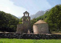 Templar Chapel, aragnouet france | france_templier_chape_aragnouet1