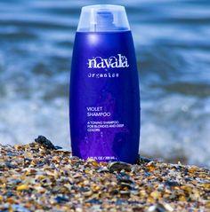 Violet Shampoo by Navala Organics