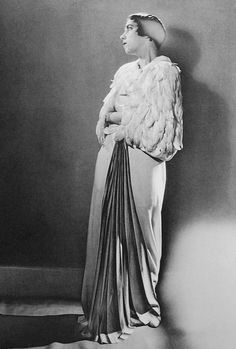 Photographed by Man Ray.