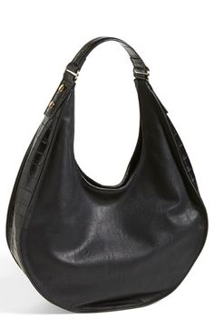 French Connection 'Elite' Hobo available at #Nordstrom