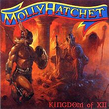Kingdom of XII is the tenth studio album by the southern rockers!