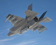 F-35B With External
