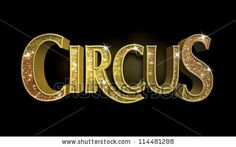 circus sign for pics
