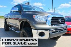 2008 Toyota Tundra Double Cab Lifted Truck