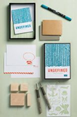 Undefined - Stamp Carving Kit From Stampin' Up!