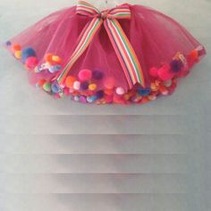 Birthday Girl Baby Toddler Pink Boutique Tutu @Jennifer Milsaps Lynch
