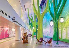 designView: FKP Architects - Nationwide Children's Hospital Pinned by Gail Zahtz