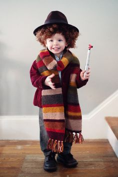lil' 4th doctor.