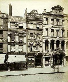The Queens Head, 405 Strand, 8 Jun 1892
