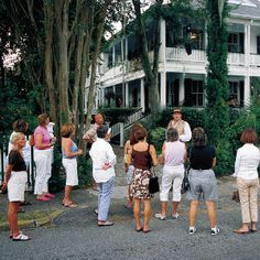 Take a Stroll in Beaufort SC - Southern Living