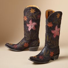 GINGER BOOTS BY OLD GRINGO