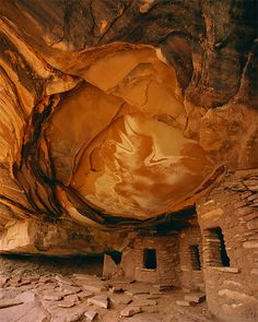 Anasazi Cliff Dwellings, Mesa Verde, Colorado    by Rodney Lough, Jr