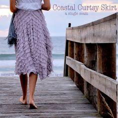 ruffl skirt, skirt tutori, sew, tutorials, cloth, skirts, big dill, diy, ruffles
