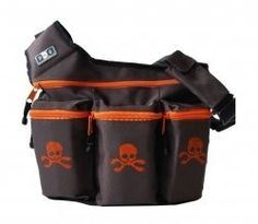 Cool Diaper Bags For Men.  Just 'cause you are packing formula and diapers doesn't mean you have to look frilly!