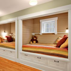 Cabin Bunk Bed