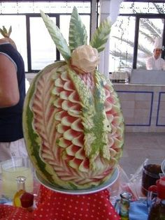 The 44 Best Watermelon Sculptures