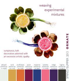 Lenzing Spring/Summer 2013 Color Trends | Fashion Trendsetter