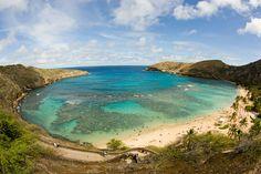 Bahía de Hanauma (Hawai)