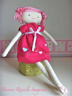 Handmade Dolls #DIY #Kids
