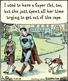 Bizarro Comic - Superman