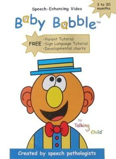 Baby Babble DVDs for Kids with Speech Delays - My son LOVED these videos, and I loved watching him interact with them! #autism #specialneeds #speech