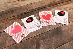 free pirate valentine printables