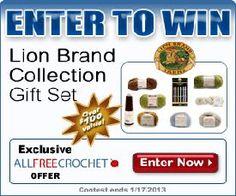 "Lion Brand ""LB Collection"" Gift Set"