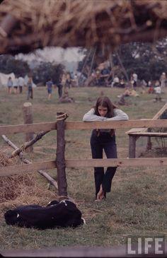 Woodstock 1969. LIFE magazine
