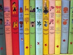sometimes i choose books because of their cover...i would choose these