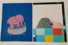 Flannel Friday: Travel Flannel Folder - RovingFiddlehead KidLit