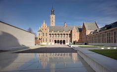 Hof van Busleyden Museum Extension by dmvA - News - Frameweb