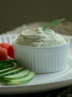 GFCF ranch dip- used celery seed instead of cumin and fresh onion & garlic instead of dried- delicious!
