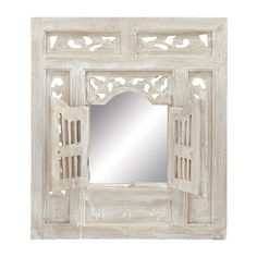 I pinned this Diana Wall Mirror from the Rustic & Romantic event at Joss and Main!