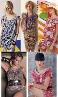 yo elijo coser: Patrón gratis: 5 modelos de vestido para el verano