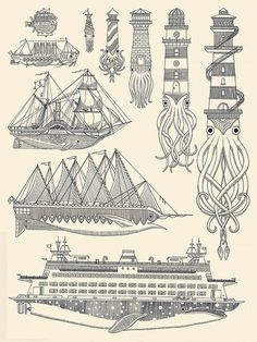 Aquatic boats