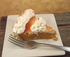 The Shady Porch: Peaches and Cream Pie cream pies, shadi porch, peach