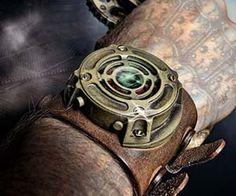 Steampunk Watch $149.00
