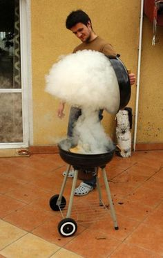 Perfectly Timed Photos – Nuke your food