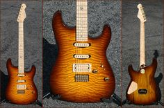 Thorn SS 5 quilted maple